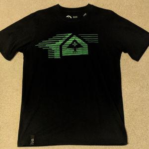 Men's Lifted Research Group LRG Short-Sleeve Shirt